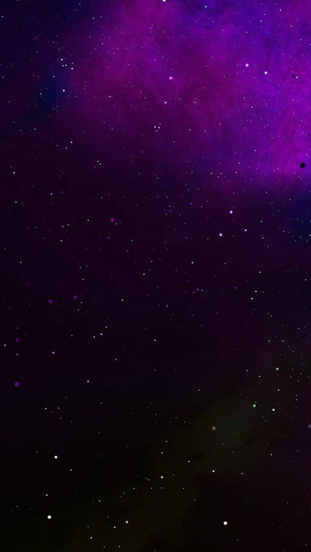 Solid Black Wallpaper Frontier Galaxy Space Shiny Star Nebula Iphone 5s