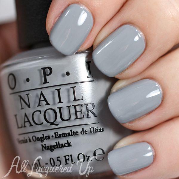 25 Best Grey Nail Polish Ideas On Pinterest