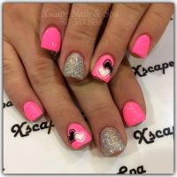 Easy Nail Designs For Valentines Day | www.pixshark.com ...