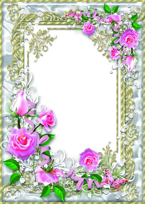 photoshop picture frame template
