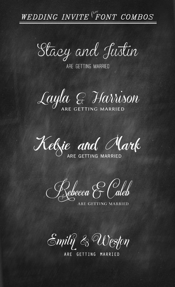 Invitation Handwriting Font 17 Best Ideas About Wedding Invitation Fonts On Pinterest