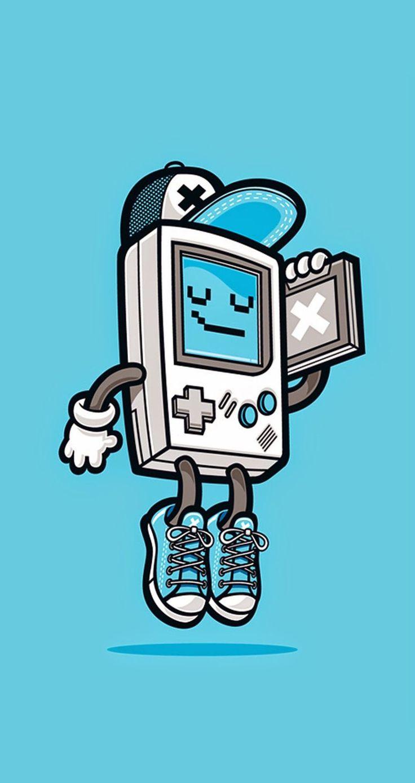 Cute Boy Wallpaper Mobile9 Cute Amp Funny Pop Art Cartoon Wallpaper For Iphones