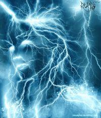 Magical Beings-Electric Elemental | Magical Beings ...