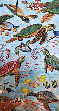 42 best images about mosaic - sea life on Pinterest ...