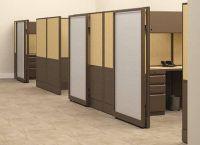 cube office with door   TrueBlue Inspiration   Pinterest ...