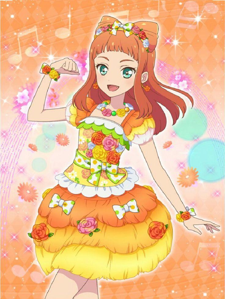 Cartoon Girl Wallpaper 8 Best Images About Aikatsu Stars Ako Sr On Pinterest