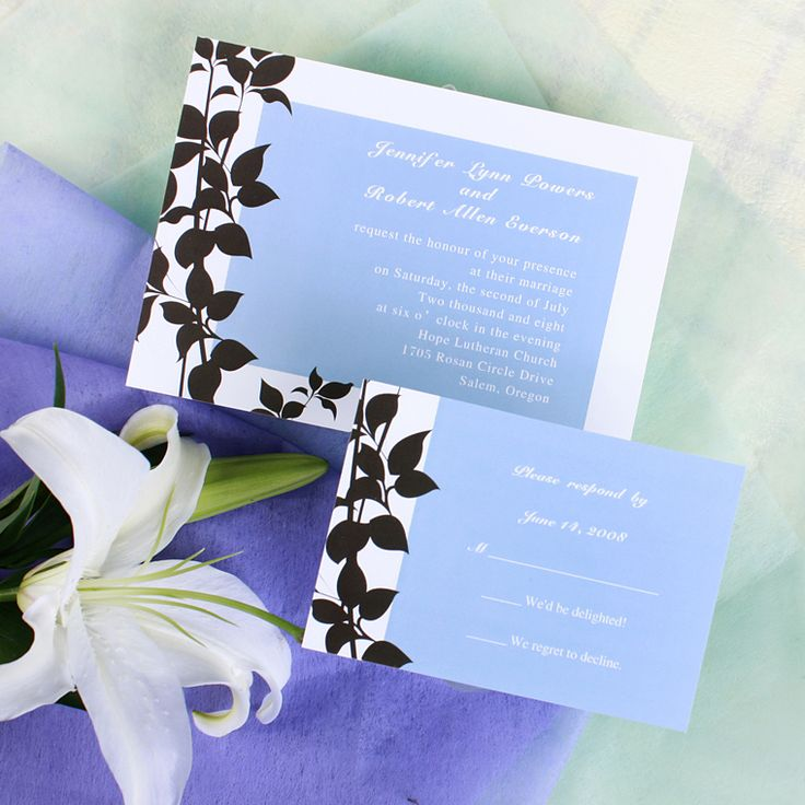 Invitation Card Wedding Pinterest 1000+ Images About Simple Wedding Invitations On Pinterest