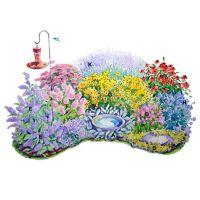 Best 25+ Corner flower bed ideas on Pinterest