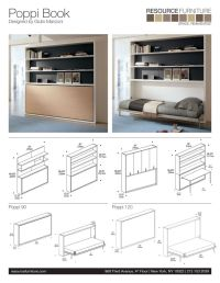 Best 25+ Wall beds ideas on Pinterest | Murphy beds ...