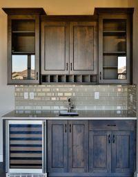 17+ best ideas about Bar Cabinets on Pinterest | Wet bar ...