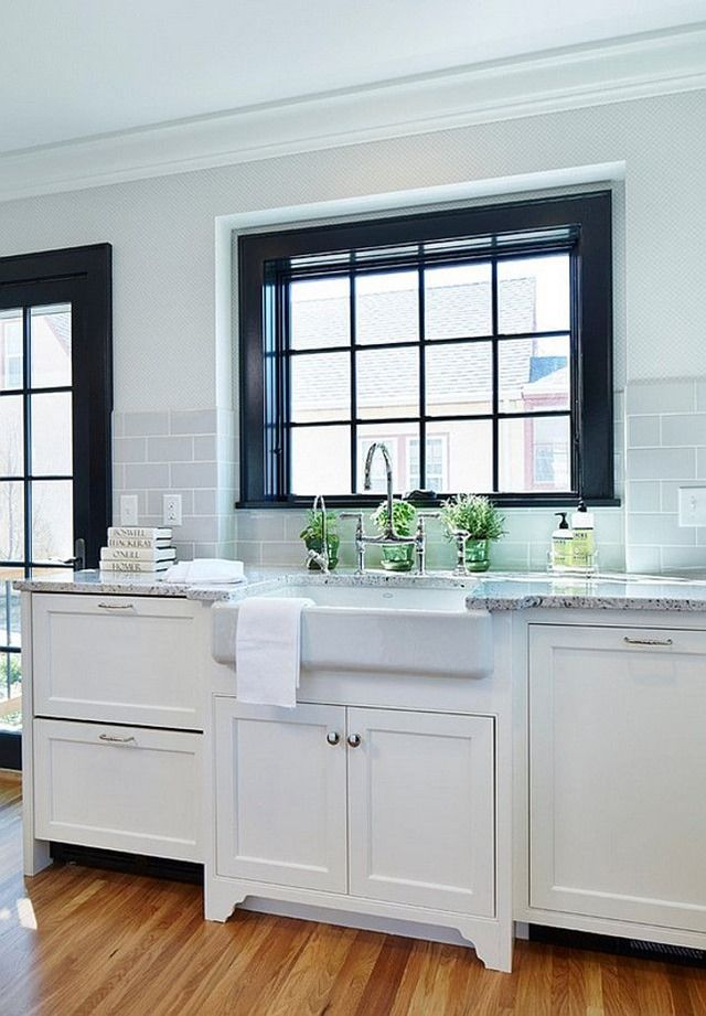 1000+ Ideas About Black Trim On Pinterest | Black Trim Interior