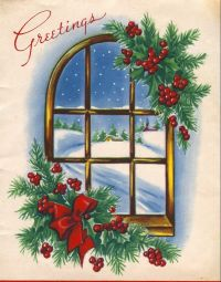 173 Best images about Vintage Christmas Cards and Other ...