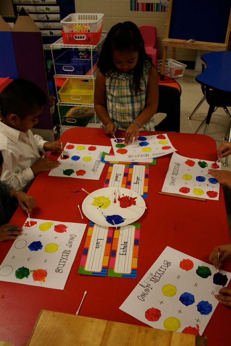 25 best ideas about color activities kindergarten on pinterest teaching colors kindergarten readiness and morning work for preschool