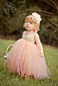 Flower Girl Tutu Dress-Flower Girl Dress-Toddler Tutu ...