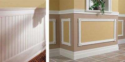 42 best images about wainscoting on Pinterest | Wood plank walls, Bead board bathroom and Chairs