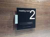 66 best images about Sliding Door Signs for offices on ...