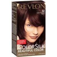 Find huge savings on Revlon dark mahogany brown hair color ...