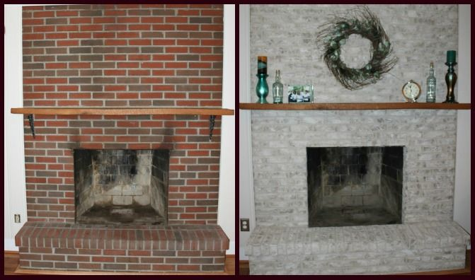 1000 Images About Painting Brick With Brick Anew On