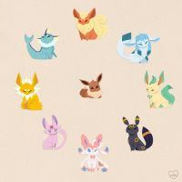 17 Best images about Eevee & evolutions! on Pinterest ...
