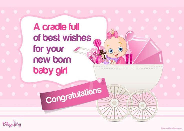 congratulate new born baby