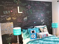 Best 25+ Chalkboard paint walls ideas on Pinterest