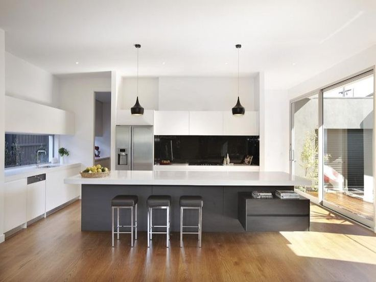 Images Of Modern Kitchens With Islands 25+ Best Ideas About Island Bench On Pinterest