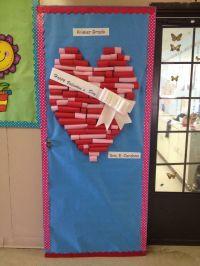 17 Best images about valentine's door decorations on ...
