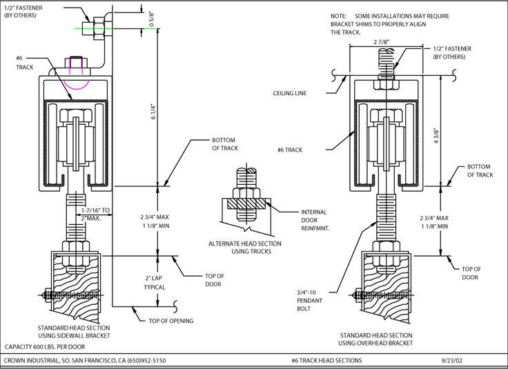 electric door hardware diagram