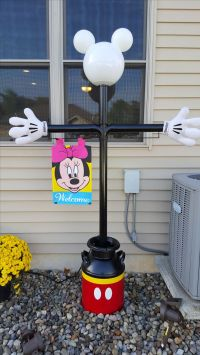 78+ ideas about Mickey Mouse Lamp on Pinterest   Mickey ...