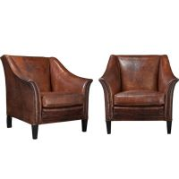 17 Best ideas about Club Chairs on Pinterest | Leather ...