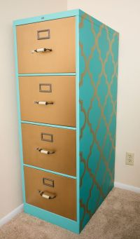 24 Brilliant Colored Metal File Cabinets | yvotube.com