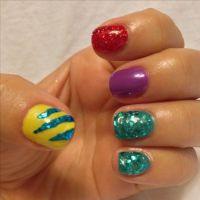 Best 25+ Disney Nails Art ideas on Pinterest | Disney nail ...