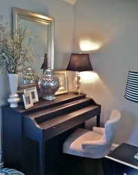 Living Room Ideas With Upright Piano - WoodWorking ...