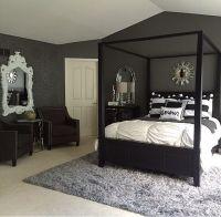 17 Best ideas about Black Bedroom Furniture on Pinterest