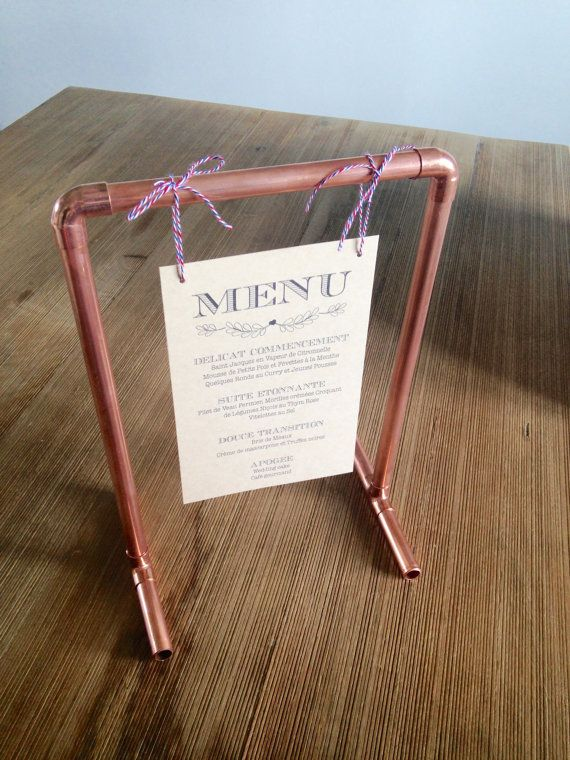 14 Best Images About Menu Display Ideas On Pinterest