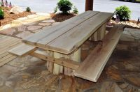 16 best images about Rustic Deck and Patio Furniture on ...