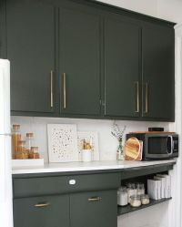 78 Best ideas about Green Kitchen Cabinets on Pinterest ...
