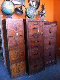1000+ ideas about Vintage File Cabinet on Pinterest ...