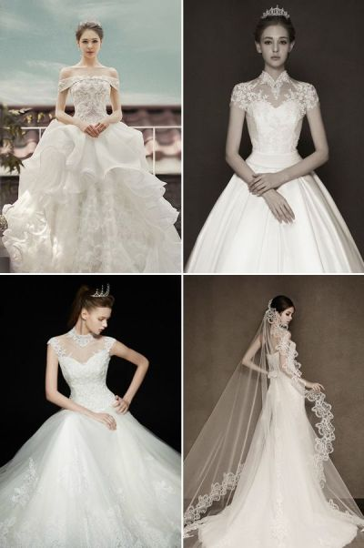 25+ best ideas about Korean wedding dresses on Pinterest ...