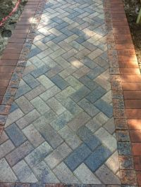 Best 25+ Paver walkway ideas on Pinterest | Backyard ...
