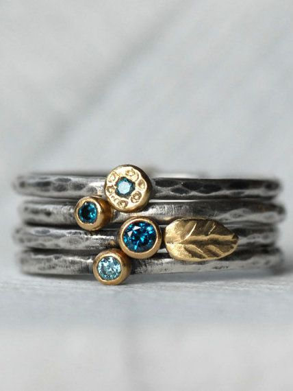 25+ best ideas about Stacking rings on Pinterest