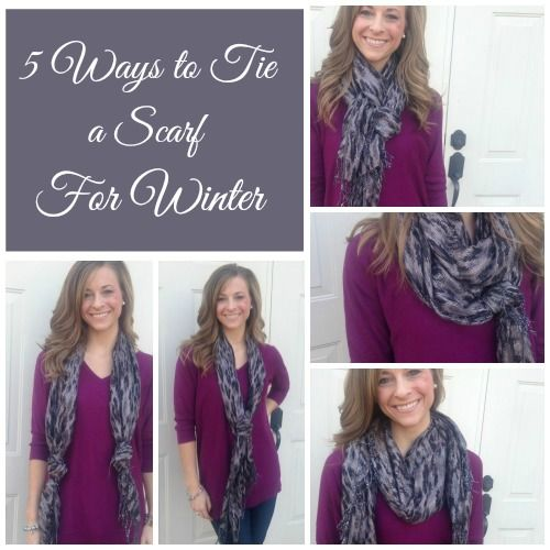 25+ best ideas about Fashion scarves on Pinterest