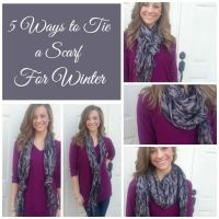 25+ best ideas about Fashion scarves on Pinterest | Ways ...