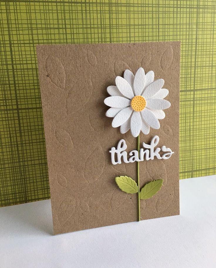 Best 25+ Handmade thank you cards ideas on Pinterest