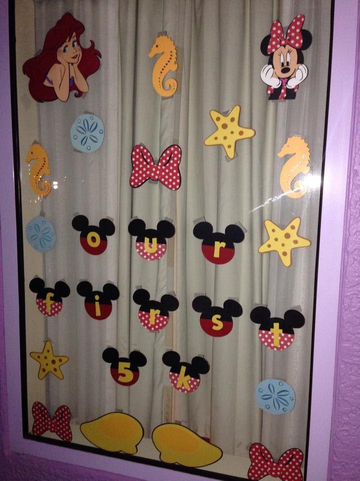 25+ Best Ideas about Disney Window Decoration on Pinterest