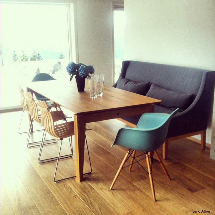 66 Best Images About Couch At Dining Table On Pinterest