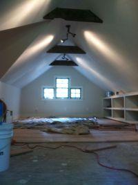 Bonus Room, like the built ins | Decorating ideas ...