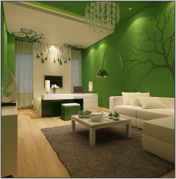 Uncategorized : Farbgestaltung Wohnzimmer Grun Farbgestaltung