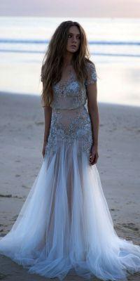 1000+ ideas about Beach Wedding Dresses on Pinterest ...