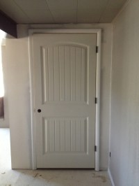 Raised Panel With V Groove | Interior Doors | Pinterest ...